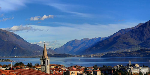 Visiting Lombardy, the Como lake