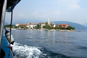 Visiting Lombardy, Isola Pescatori
