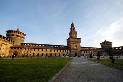 Art and culture in Milan: The Sforzesco Castle