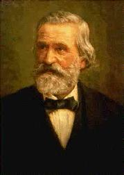 Giuseppe Verdi the most important music composer of Milan