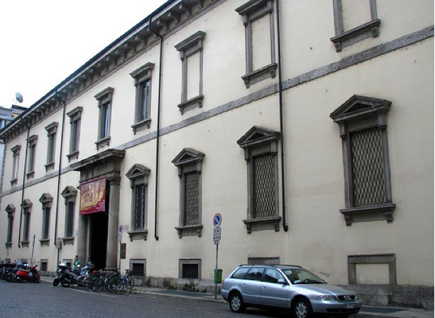 The Ambrosian Art Gallery the oldest museum in Milan
