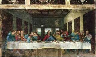 Information about Leonardo's Last Supper in Milan